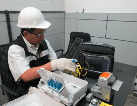 Redes y Servicios de Fibra óptica
